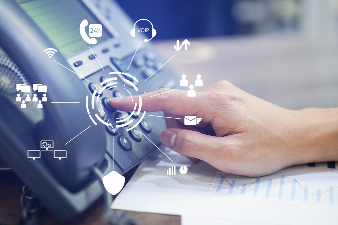 VoIP Phone Systems for Managed Services